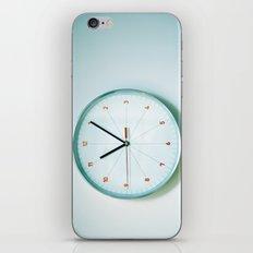 tempus fugit... iPhone & iPod Skin