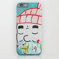 iPhone & iPod Case featuring Life Aquatic by Derek Eads