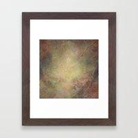 Raking Light 3 Framed Art Print