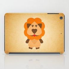 Lion Heart iPad Case