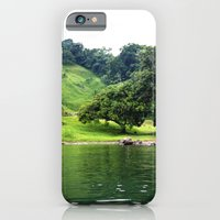 iPhone & iPod Case featuring green with envy by Sheana Firth
