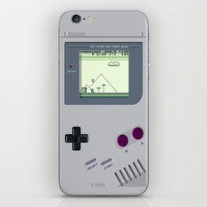 OLD GOOD GAMEBOY iPhone & iPod Skin