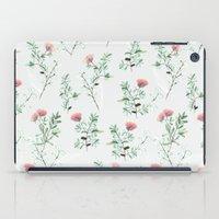 springtime pink iPad Case