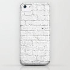 Brick Wall iPhone 5c Slim Case