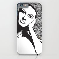 iPhone & iPod Case featuring Frances Farmer by Kirstie Battson