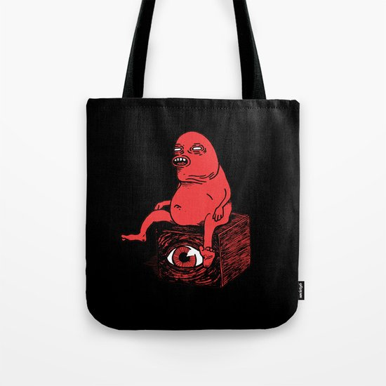 Riddle Me This Tote Bag