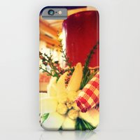 Candle and Flower iPhone 6 Slim Case