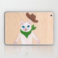 Woah! Kitty Laptop & iPad Skin