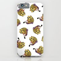Skating Cheetah iPhone 6 Slim Case