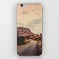 Desert Solitude iPhone & iPod Skin