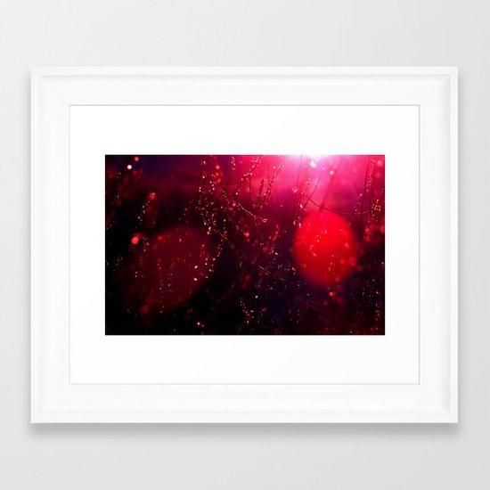 Summer Crops -2- Framed Art Print