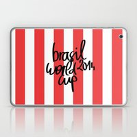 Brazil World Cup 2014 - Poster n°4 Laptop & iPad Skin