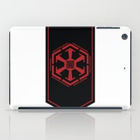 The Code of the Sith iPad Case
