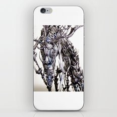 cast a spell on her iPhone & iPod Skin