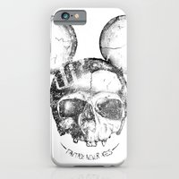 Mickey Skull iPhone 6 Slim Case