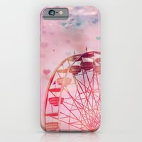 iPhone & iPod Case featuring Love is in the Air by Forgotten Beauty