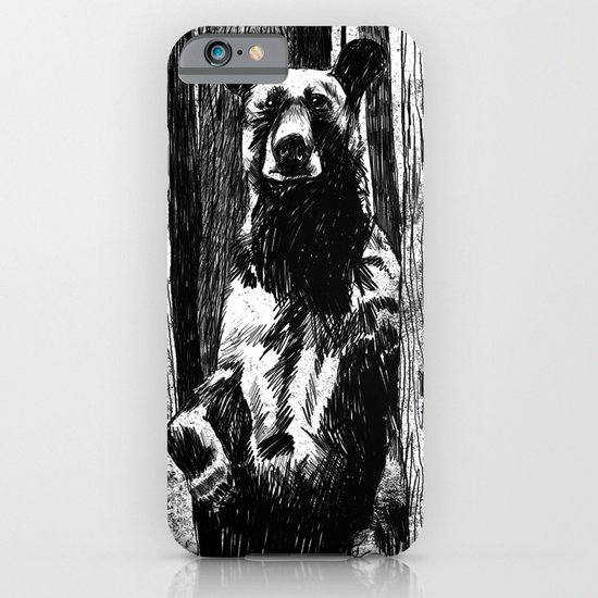 Bear With Me iPhone & iPod Case