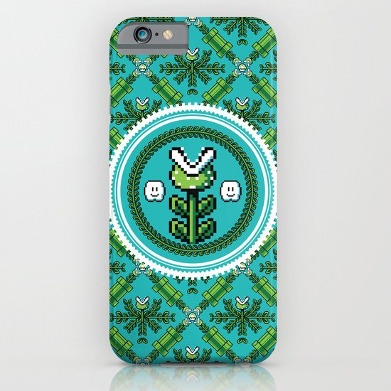 8bit Deco iPhone & iPod Case