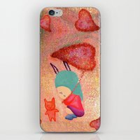 Let me go with you iPhone & iPod Skin
