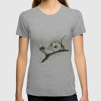 Simba Womens Fitted Tee Athletic Grey SMALL