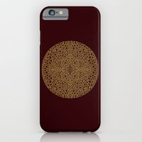 iPhone & iPod Case featuring Puzzled (Moroccan Mandala) by Arts and Herbs