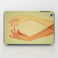 Finger tips iPad Case