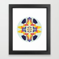 The More You Look, The M… Framed Art Print