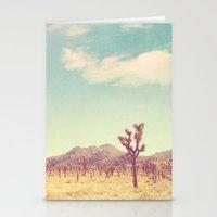 Joshua Tree photograph. desert print, No. 189 Stationery Cards