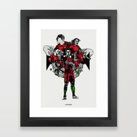 ETERNOS Framed Art Print