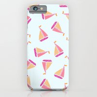 iPhone & iPod Case featuring Girl Sailor by Aneela Rashid