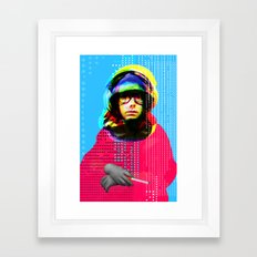 Gioconda Music Project · Beastie Boys · Adam Yauch Framed Art Print