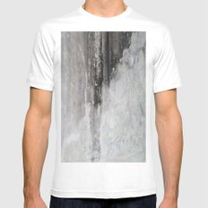 Knowing Energy Mens Fitted Tee SMALL White