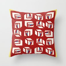 HOMES Throw Pillow