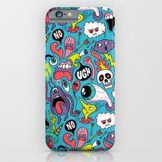 Doodled Pattern iPhone 6 Slim Case