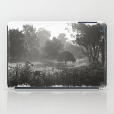 Foggy Path iPad Case