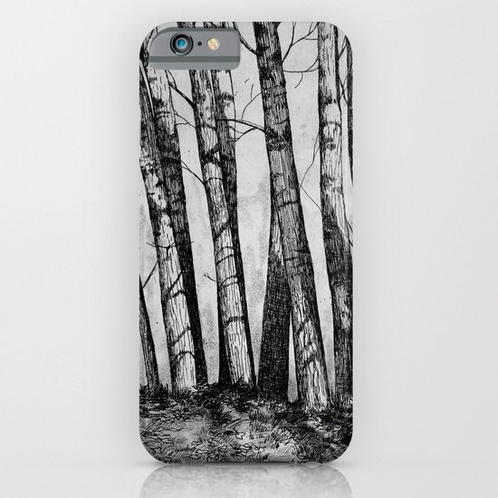 The Row  iPhone & iPod Case