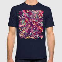 Species Mens Fitted Tee Navy SMALL