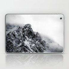 Mountain black white 5 photo Laptop & iPad Skin