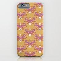 Spiced Swirls [Royal] iPhone 6 Slim Case
