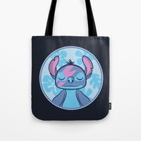 Stitchy Stardust Tote Bag