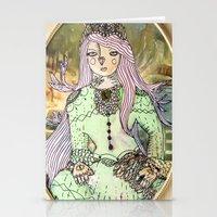 Princess Flora Stationery Cards