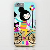 Morning Ride! iPhone 6 Slim Case