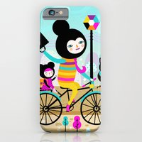 Morning Ride! iPhone 6 Slim Case