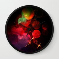 It All Started with a Bang Wall Clock