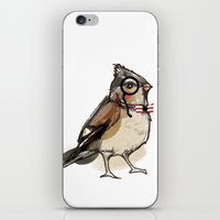 Mister Bird For Sorted E… iPhone & iPod Skin