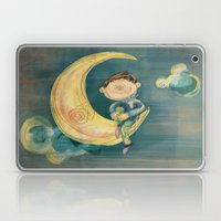 Dreamy Boy Laptop & iPad Skin