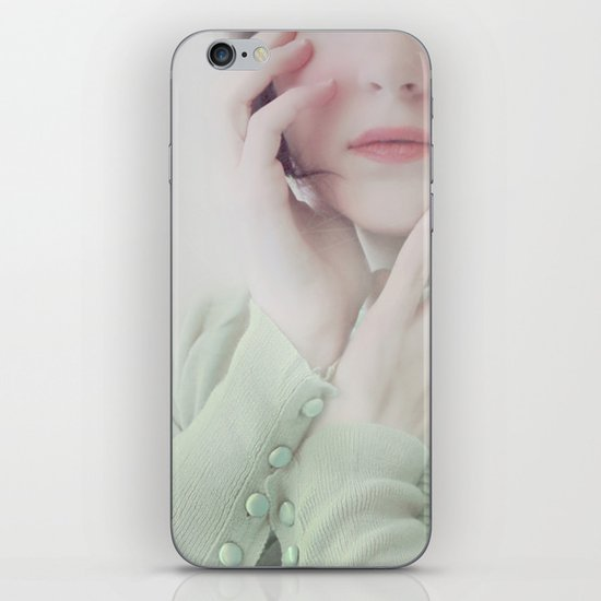 Marie iPhone & iPod Skin