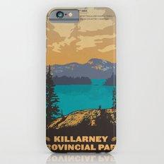 Killarney Park Poster iPhone 6 Slim Case
