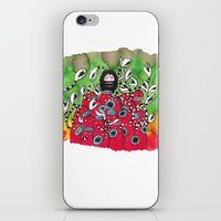 Attack! iPhone & iPod Skin