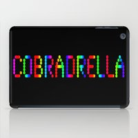 COBRADRELLA iPad Case